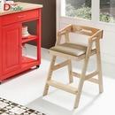 토리 원목 높이조절 의자/높이조절의자/어린이의자