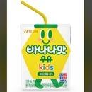SG반하다 빙그레) 바나나맛 우유 키즈 120ml 24팩