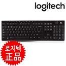 /정품+키스킨증정/로지텍 K270 2.4GHz 무선키보드