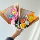 스마일인형 사탕꽃다발 어린이 학예회 재롱잔치 졸업