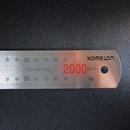 코메론 2m 스텐자 반영구적 직자 스틸자 철자 쇠자