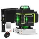 신상 16선 4D 레이저 레벨기 그린레이저/수평계 녹색