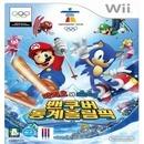 닌텐도Wii 마리오와소닉 밴쿠버 동계올림픽 한글 중고