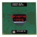 Pentium M 베니어스 CPU 1.5GHz 1M 400 SL6F9 노트북 모바일